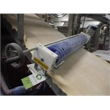 Flour brush, 36 in. long x 6 in. dia, with drive   __This item is located in Kentucky and will be