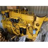 6 CYL. KOMATSU PT # R616Z-15-3901 REMANUFATURED ENGINE