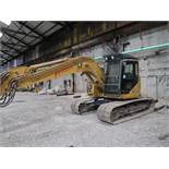"2005 CATERPILLAR MODEL 314CLCR HYDRAULIC EXCAVATOR; S/N SNPCA00835, 27-1/2"" WIDE TRACKS, 24"" WIDE"