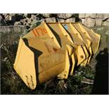 "118"" CATERPILLAR 950G BUCKET"
