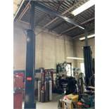 Twin Post automative lift, 9,000 lbs capacity, New Grand International