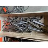 Lot of small wrenches