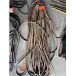 Acetyle & Oxygen hose with quick disconnect, approx 100'(+)