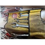 Mac Open ended wrenches & Misc Mac, Snap On, Misc open ended wrenches