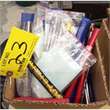 LOT OF ASSORTED REAMERS