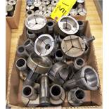 LOT OF 5C STEP COLLETS