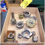 LOT OF ASSORTED SHELL MILLS