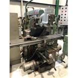 VARNAMO VERTICAL / HORIZONTAL MILLING MACHINE, , MODEL P-2A, S/N 908, 12'' X 60''