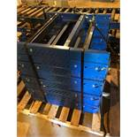 ROLLER CONVEYERS 3 SECTIONS OF 8'