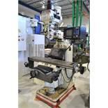 COMET CNC MILLING MACHINE, MODEL 4K VHD, S/N 9607.14, 50'' X 10''