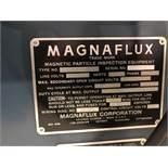MAGNAFLUX DEMAGNETIZER, MODEL H-600, S/N 77552