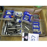 Carbide Boring Bars, Grooving and Threading Tools
