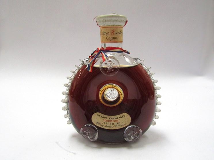Remy Martin Louis XIII Cognac Tres Vieille,