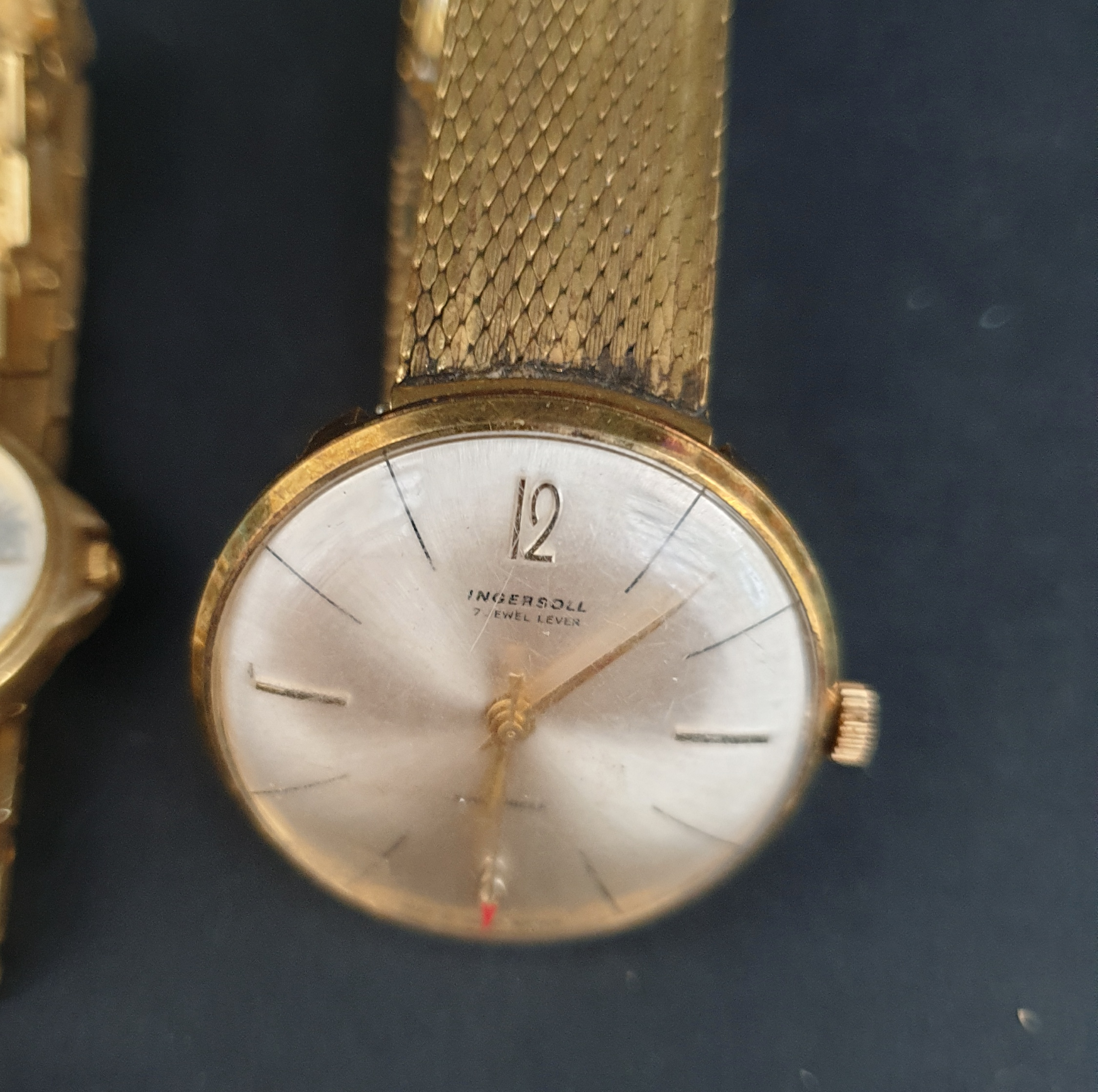 Parcel of 6 Assorted Watches Includes Ingersoll - Image 2 of 3