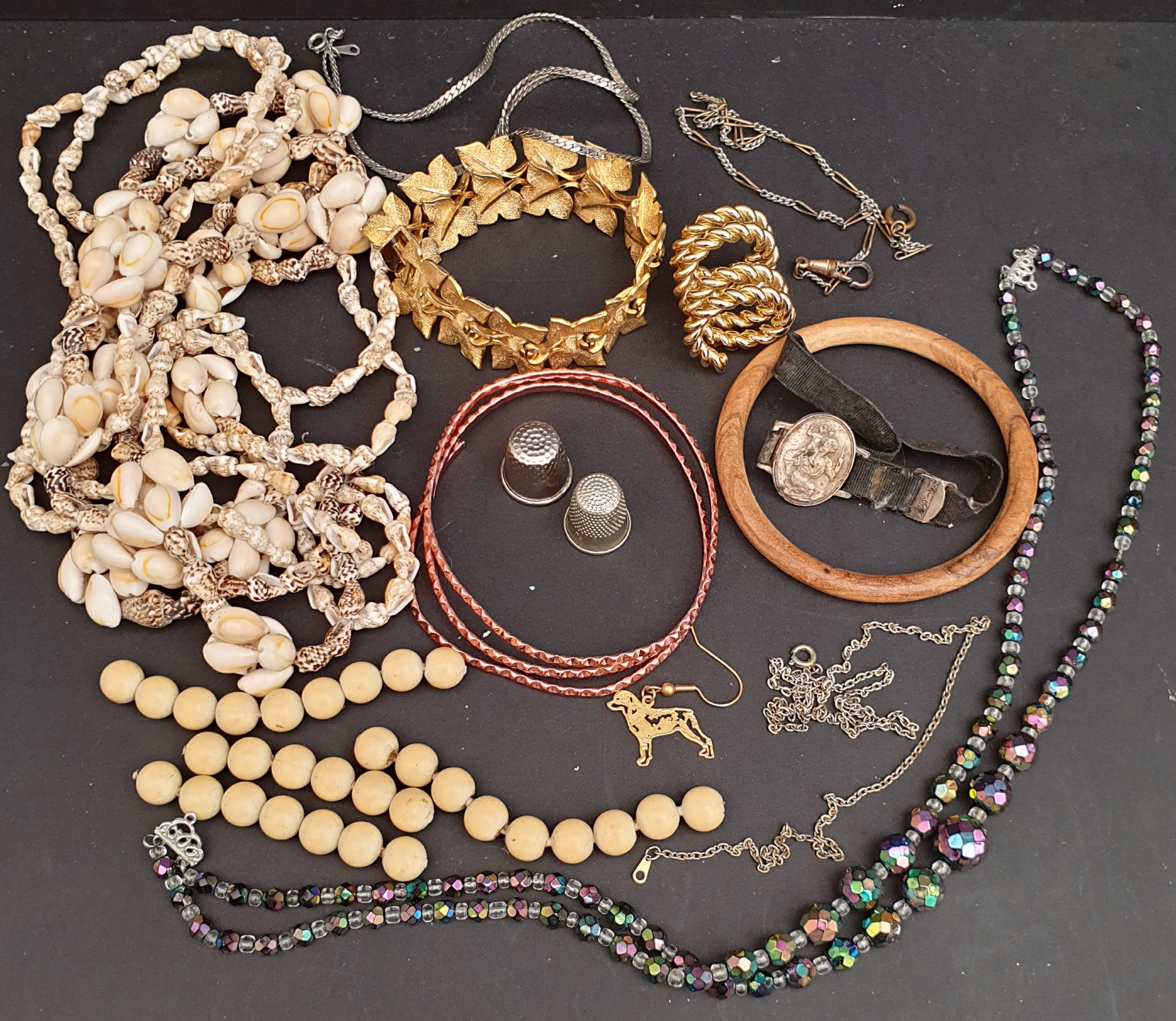 Parcel of Assorted Costume Jewellery