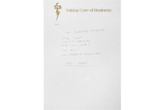 list of elvis presley songs