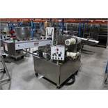 World Cup 8-Station Rotary Cup Filler, M# 8-80, 5.5in ID Cups, S/N 1381 | Rig Fee: $400