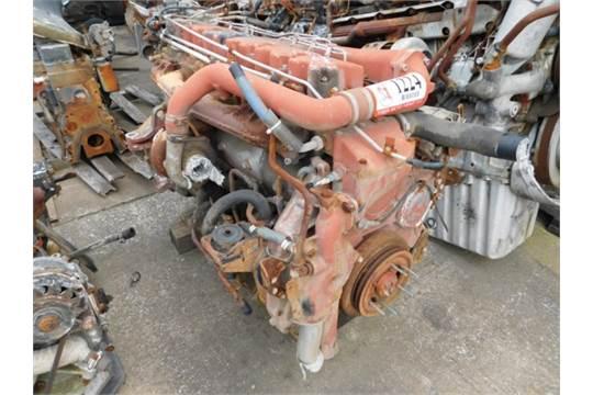 Mack midliner engine