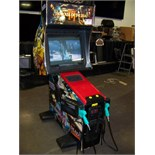 THE HOUSE OF THE DEAD III ZOMBIE SHOOTER ARCADE