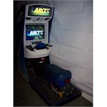 ARCTIC THUNDER SITDOWN RACING ARCADE GAME