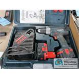 14.4 V BOSCH CORDLESS DRILL WITH CHARGER