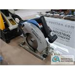 "7-1/2"" BLACK & DECKER CIRCULAR SAW"