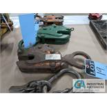 1 TON RENFROE MODEL FR PLATE LIFTING CLAMP