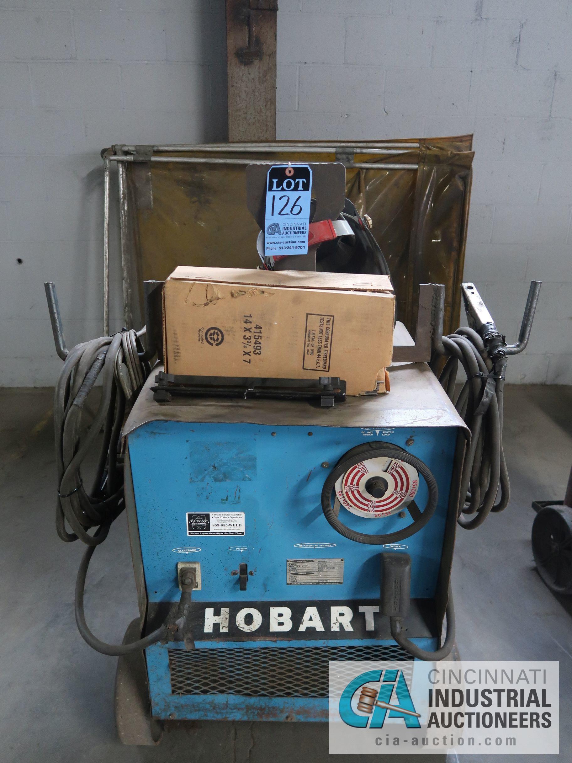 295 AMP HOBART WELDER