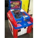 WINNERS WHEEL ANDAMIRO TICKET REDEMPTION GAME