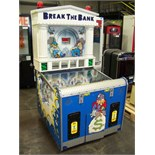 BREAK THE BANK ICE TICKET REDEMPTION GAME
