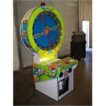 LOT-O-FUN DELUXE SIZE TICKET REDEMPTION GAME