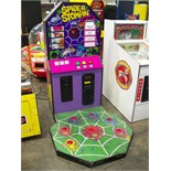 SPIDER STOMPIN DELUXE TICKET REDEMPTION GAME