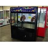 """60"""" SUPER SHOP PLUSH CLAW CRANE MACHINE"""