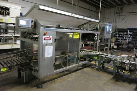 Blueprint automation case packer model mec 120 with 4 feed previous malvernweather Gallery