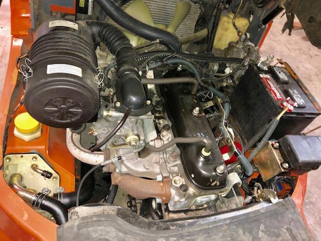 Lot 30 - Toyota 7FGCU30 forklift