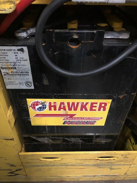 Lot 68 - Hyster E40 HSD2 forklift