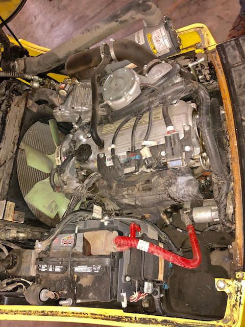 Lot 29 - Hyster S50FT forklift