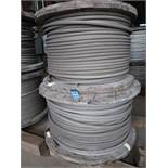 ROLLS 1590 ACRS ALUMINUM WIRE, UNKNOWN LENGTH