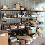 (LOT) CONTENTS OF CONTAINER INCLDUING CONSTRUCTION EQUIPMENT, PARTS, BRAKERS, SEALS, VALVES,