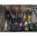 (LOT) ELECTRIC DRILLS