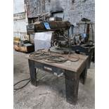 (LOT) (2) RADIAL ARM SAWS AND ICE MAKERS