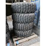 MICHELIN 15.5/80OR20 G-20 PILOTE XL TIRES WITH RIMS