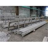 ALUMINUM WALK BOARDS UP TO 20' LONG