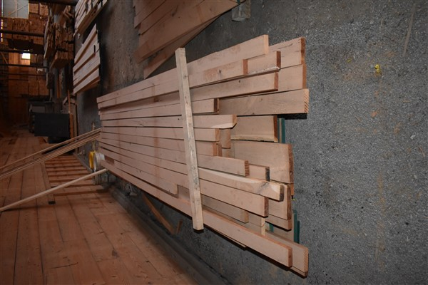 4/4 Cherry- Planed 2 sides