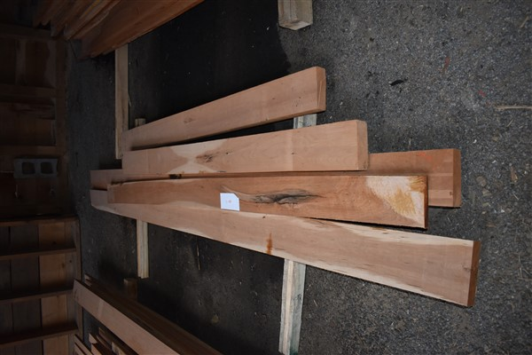 Lot 66 - 8/4 Cherry- Planed 2 sides