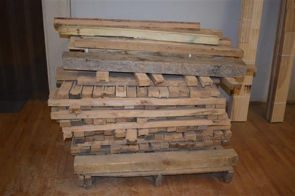 Lot 342 - Large Assortment of Oak, Ash