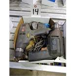 LOT: (3) Assorted Electric Drills