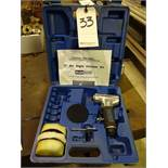 Central Pneumatic 3 in. Air Angle Polisher Kit