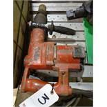 Hilti Model TE72 Rotary Hammer Drill