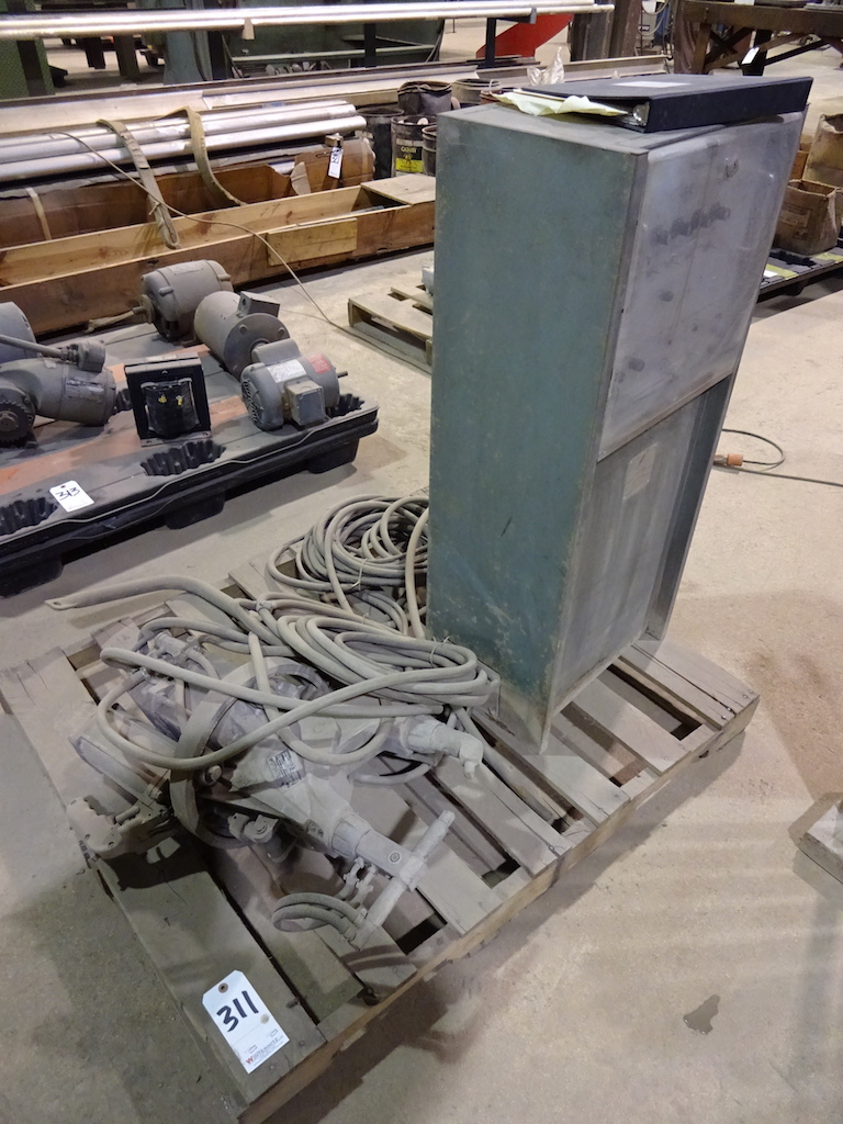 Lot 311 - Aro/Falstrom Type L4311 Spot Welding System with Control